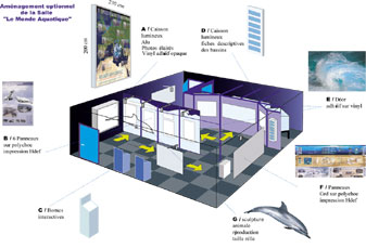 public aquarium conception in aquaculture, hatchery, fish farming, pisciculture studies and project,how the create a fish farm